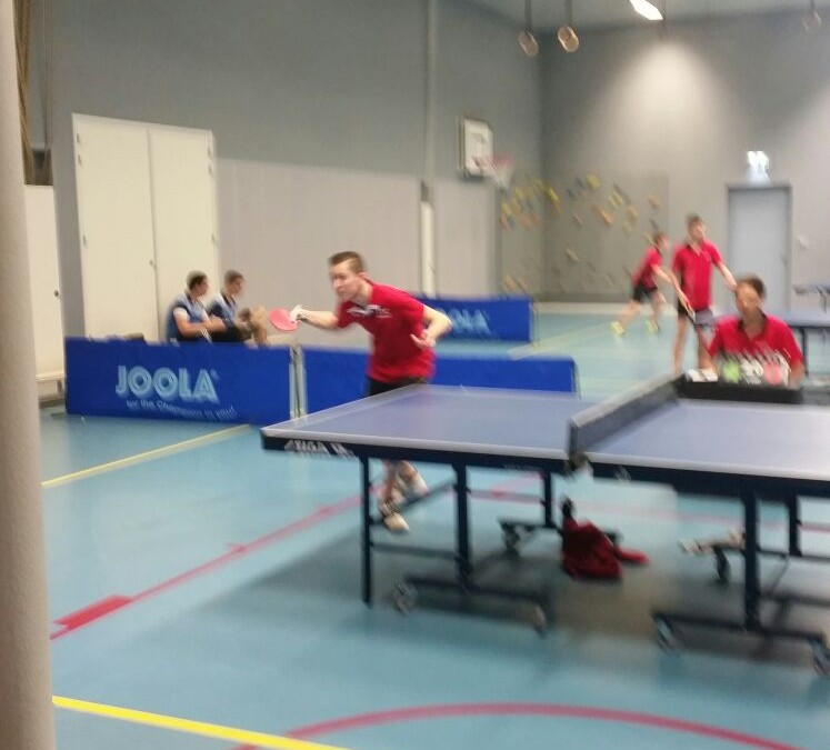 Team 1 jeugd competitie